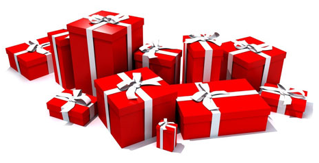 cadeaux fête des PÈRES NOEL