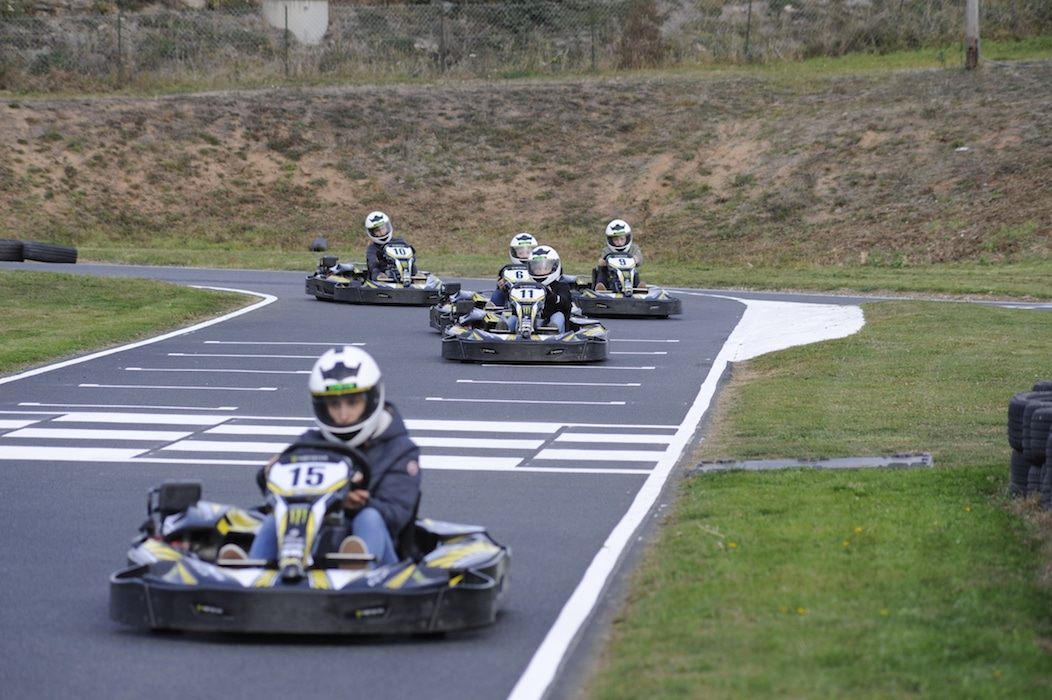 Calendrier Karting évasion 2018