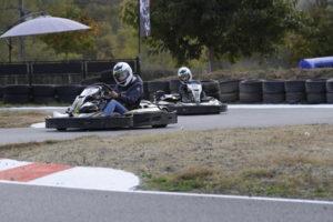 Karting évasion 2 ème virage