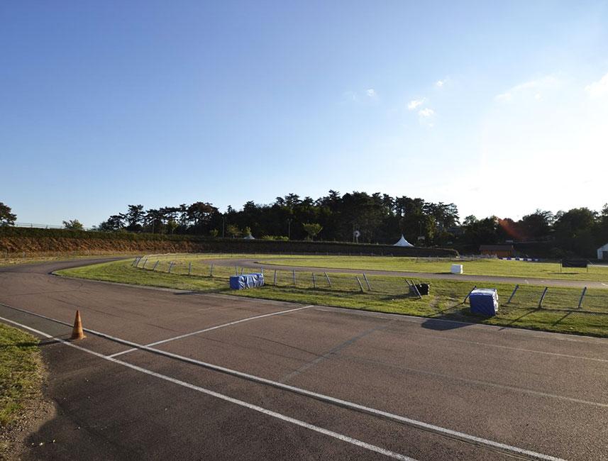 circuit karting évasion le creusot