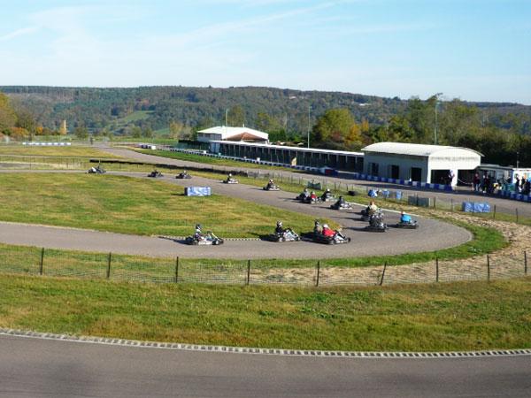 circuit le creusot plein air karting évasion