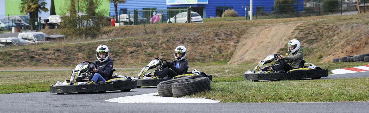 piste de kart karting lyon pas cher